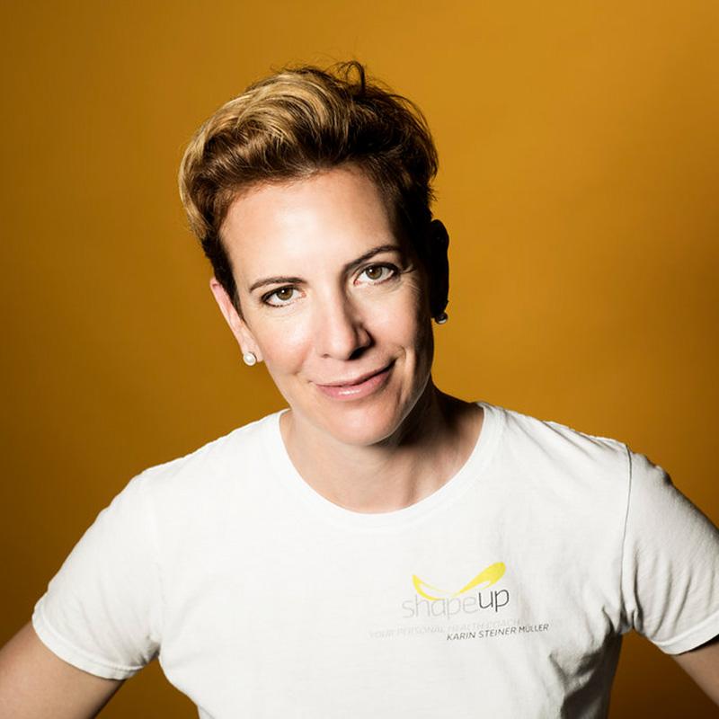 Swiss-QUBE Beraterin - Katrin Steiner-Müller